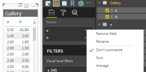 Power BI Gallery_table